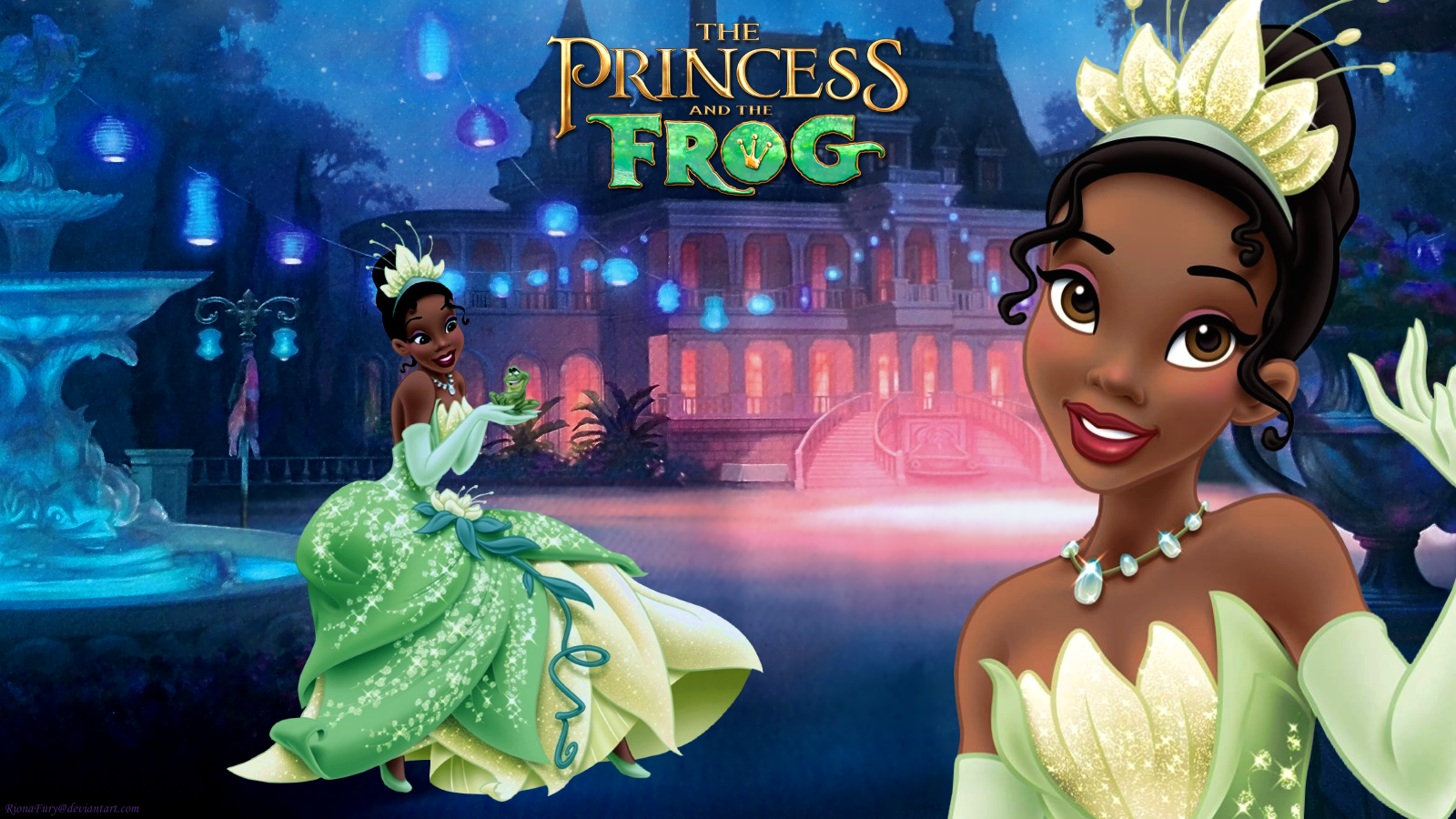 The Princess And The Frog, High Definition Wallpapers For Free | B.SCB
