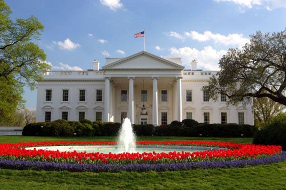 Full Full HD Images: The White House, 570x380 px