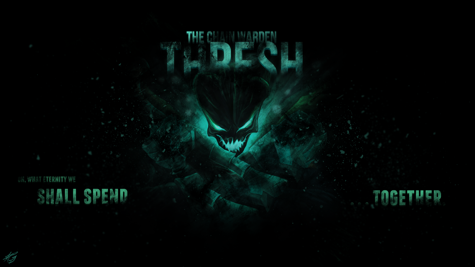 Download V.14 - Thresh, B.SCB Wallpapers