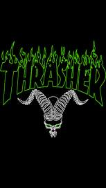 Awesome Gallery of Thrasher Backgrounds: 153x272, Roxane Lachermeier