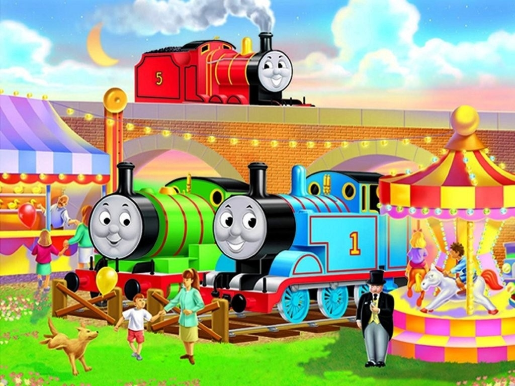 Thomas HD Widescreen Wallpapers - CAH-HQFX Pictures