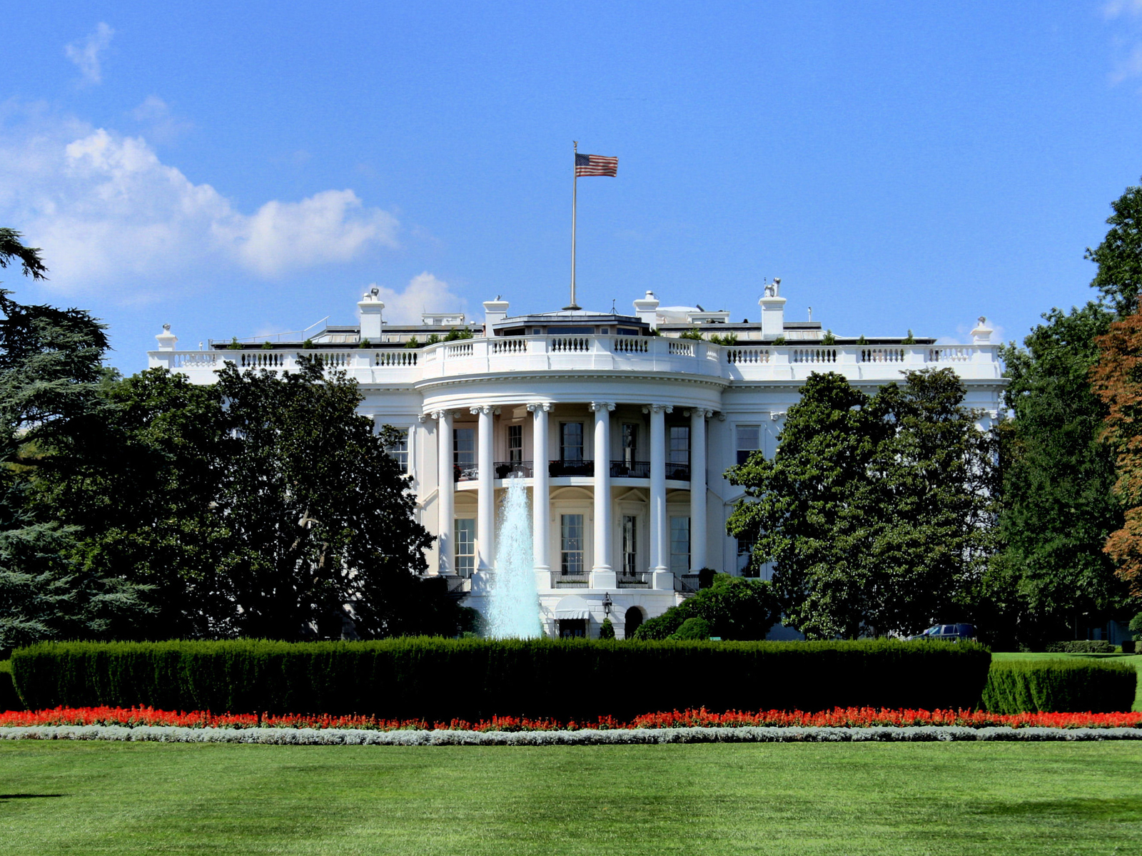 Best The White House Backgrounds for Desktop: August 17, 2015