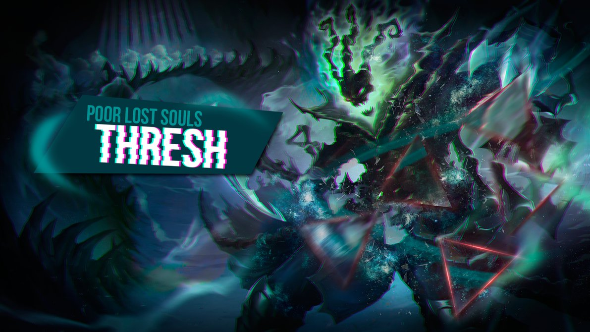 Wallpapers for Desktop: Thresh, 07/08/2014