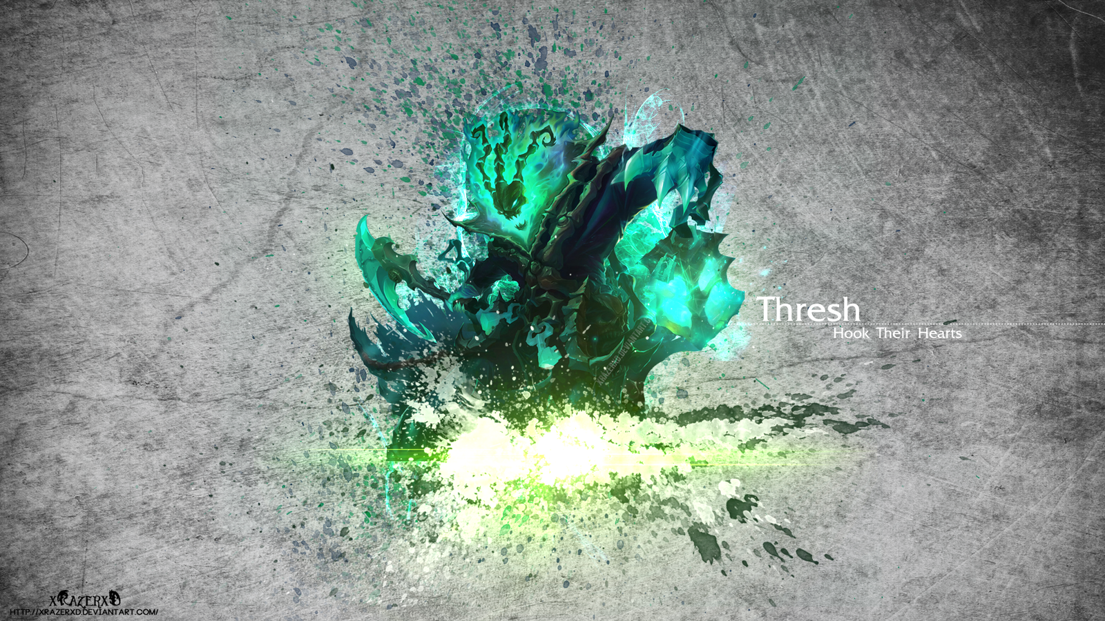 Top Thresh HD Wallpapers | Awesome Pictures