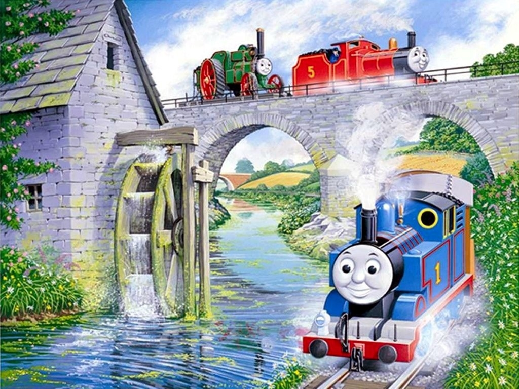 Live Thomas Wallpapers | Thomas Wallpapers Collection