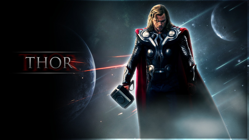 Thor 2016 4K Wallpapers