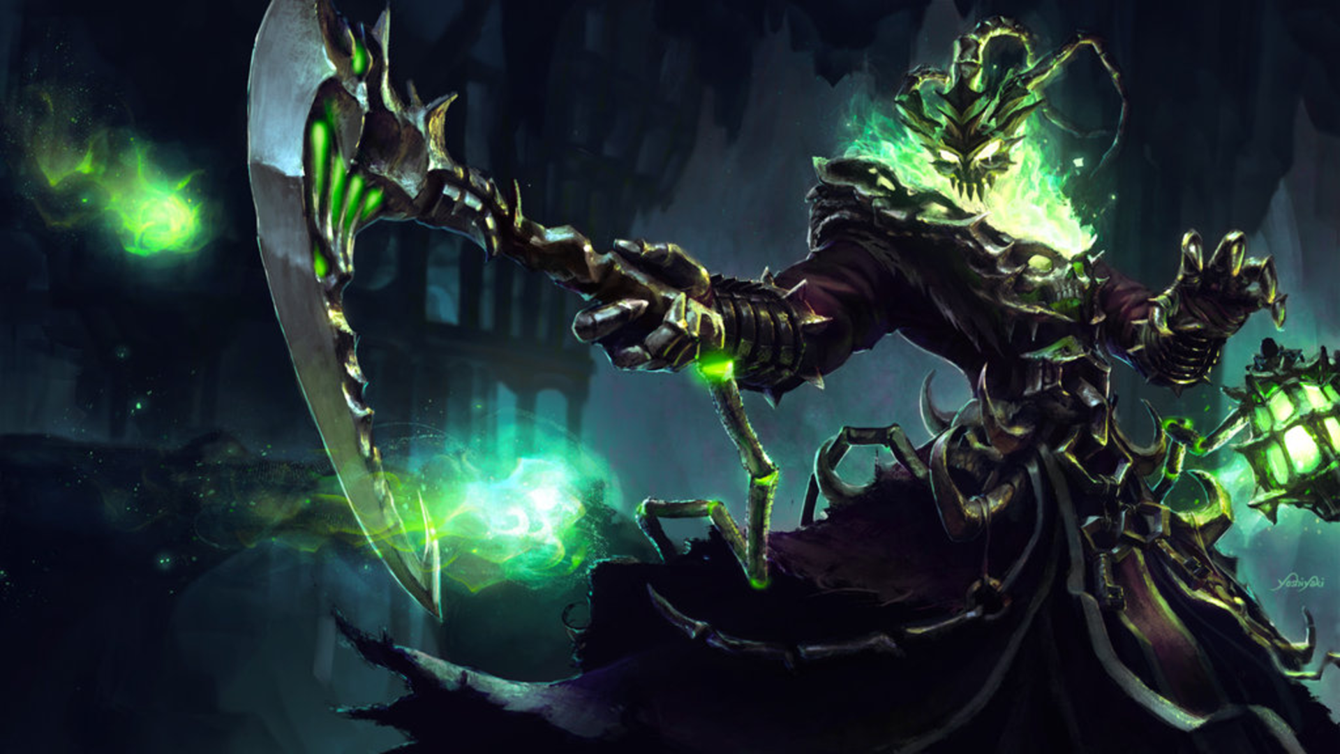Thresh Wallpapers, HDQ Cover Pictures