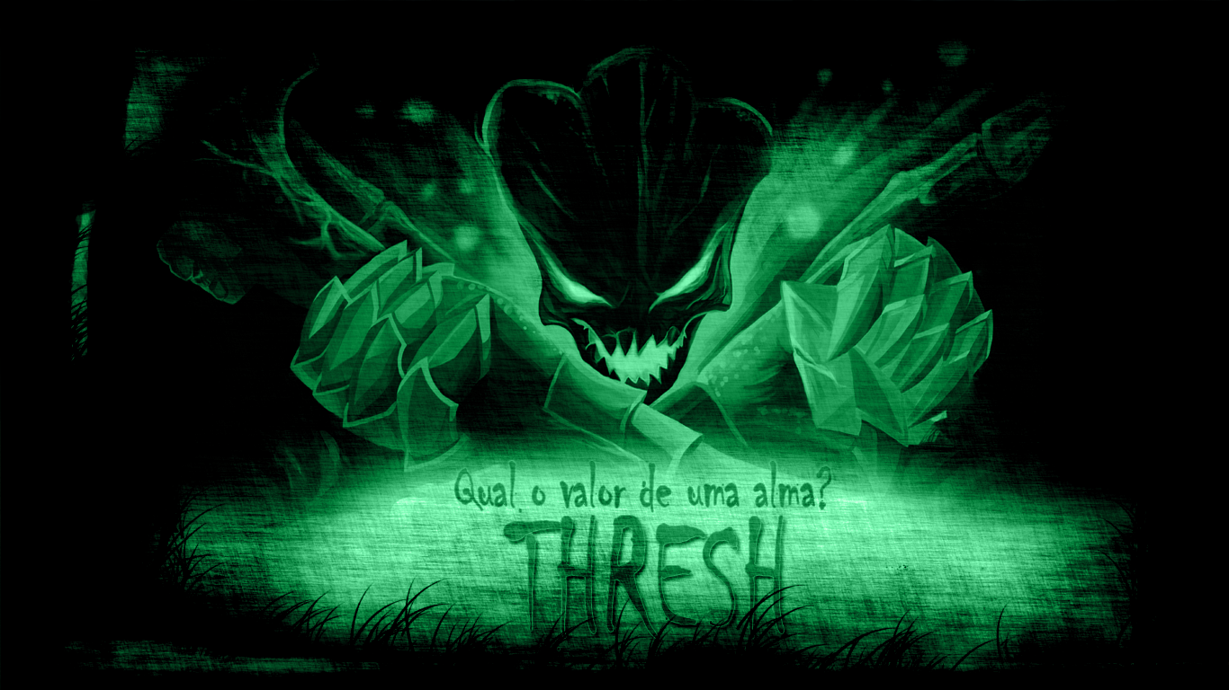 40179913 Thresh Wallpapers | Thresh Backgrounds
