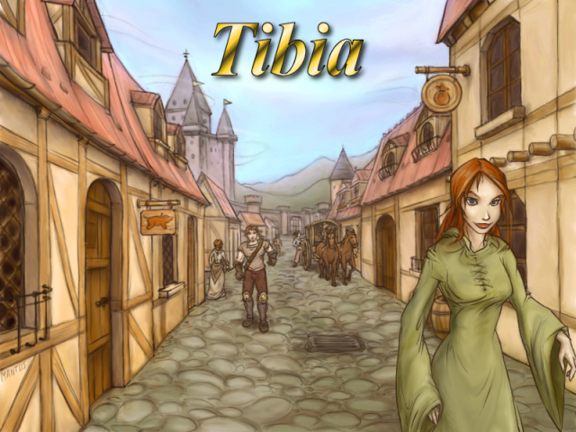 Tibia High Quality Wallpaper #27287755