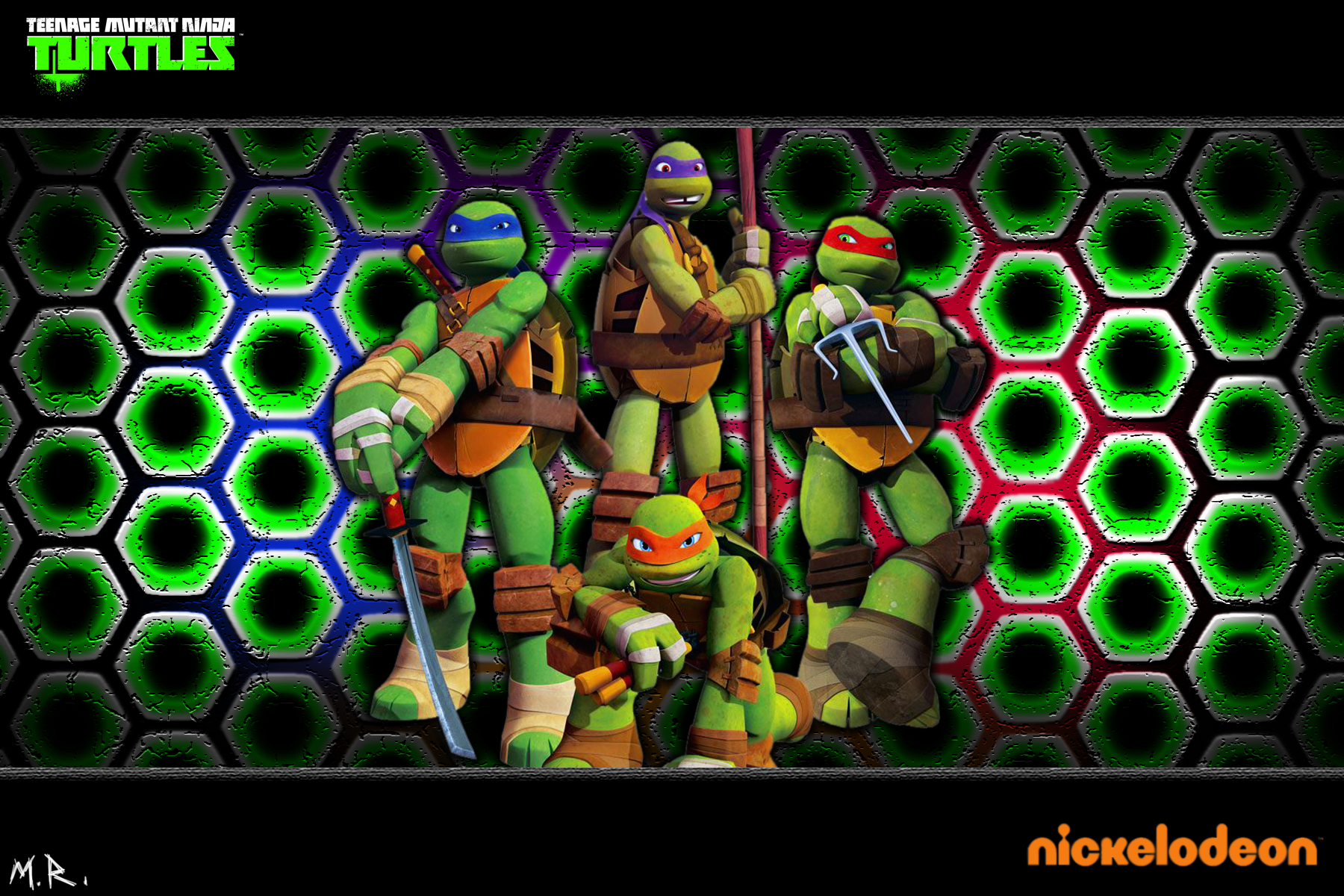 Top Collection of Tmnt Wallpapers: 38681438 Tmnt Background 1800x1200