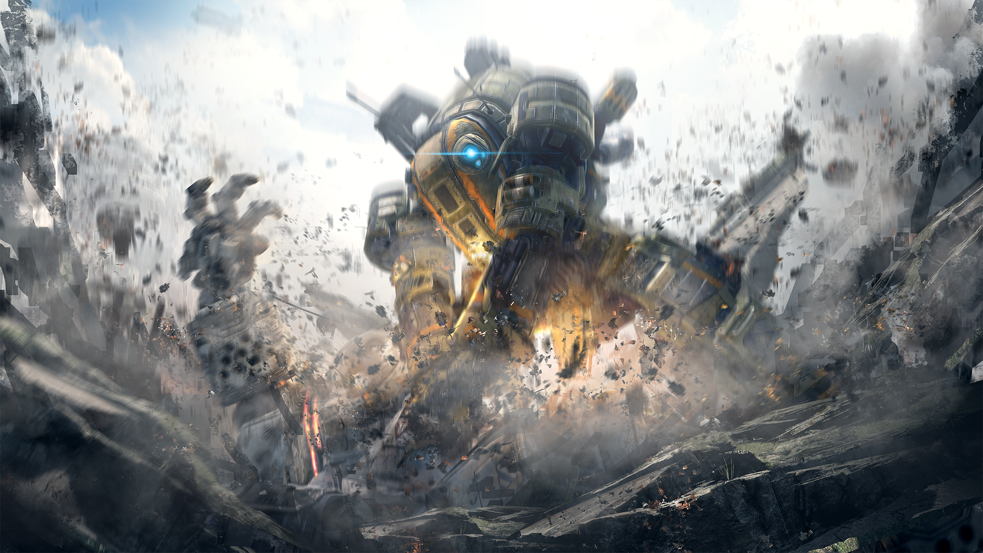 HD Quality Images of Titanfall – #39165438 1920x1080 px