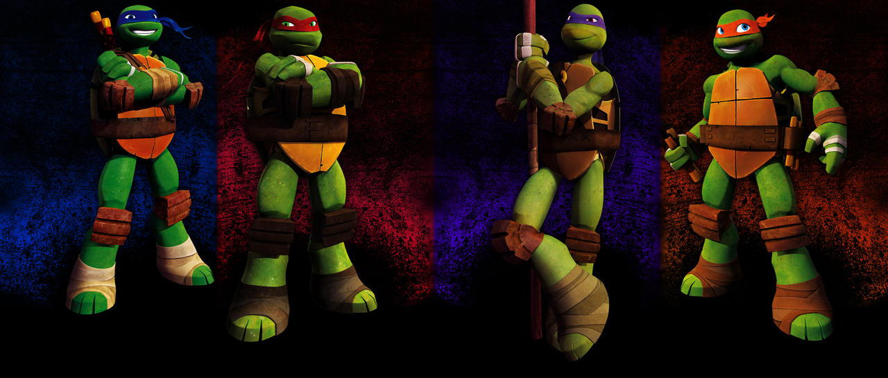 Tmnt HD Wallpapers Free Download » Unique High Quality Pics