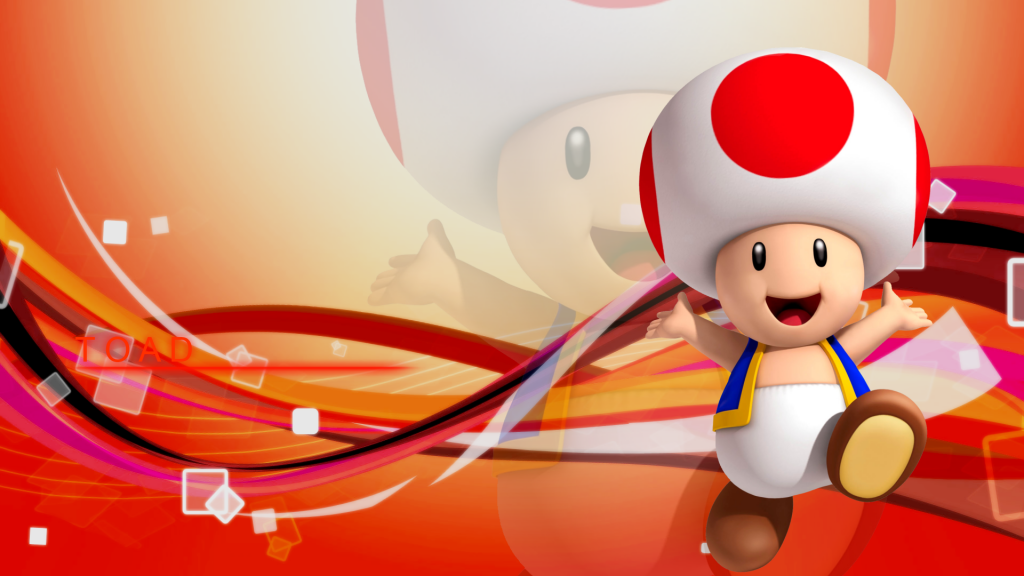 WZZWZZ Toad Pics, B.SCB Wallpapers