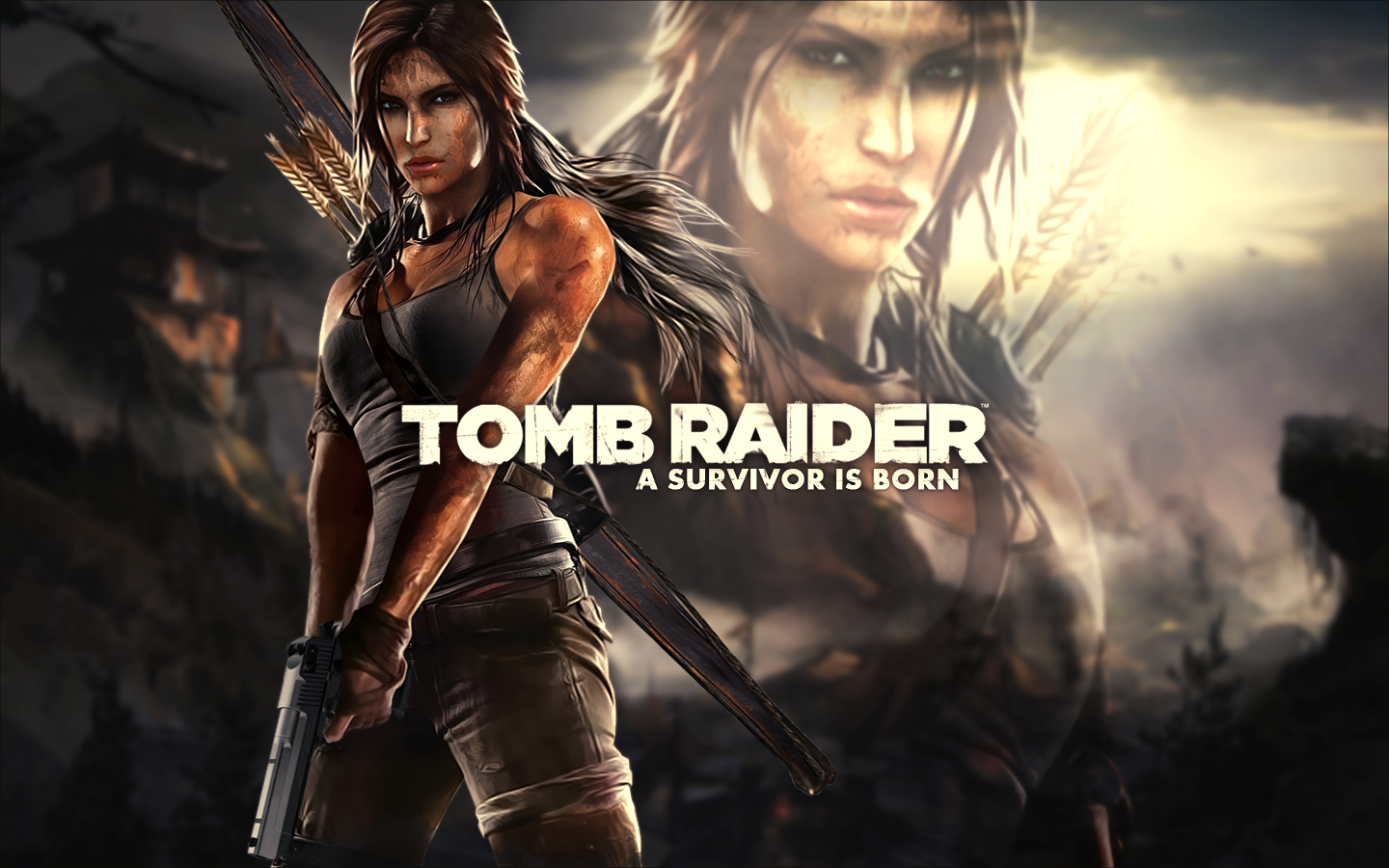 Tomb Raider Wallpapers FHDQ 1440x900