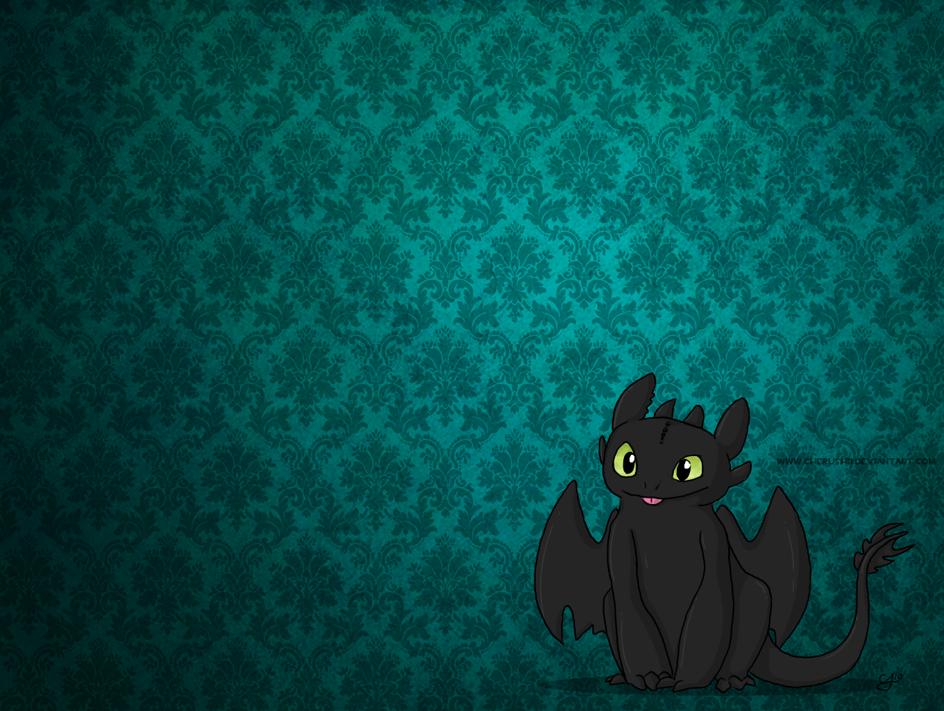 Toothless High Quality Wallpaper #40041144