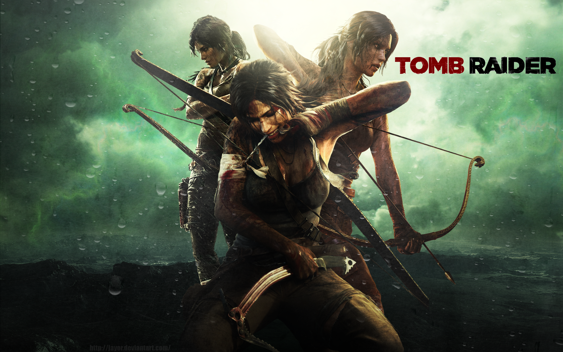 Beautiful Tomb Raider Wallpaper | BsnSCB