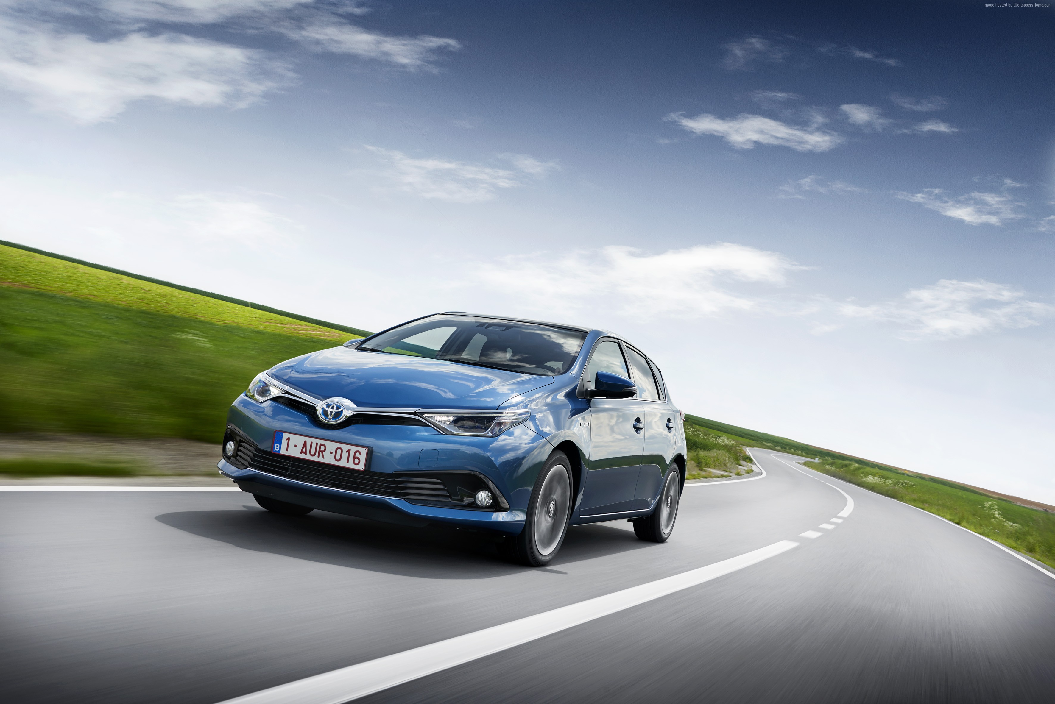 Toyota Auris Full HD Quality Wallpapers