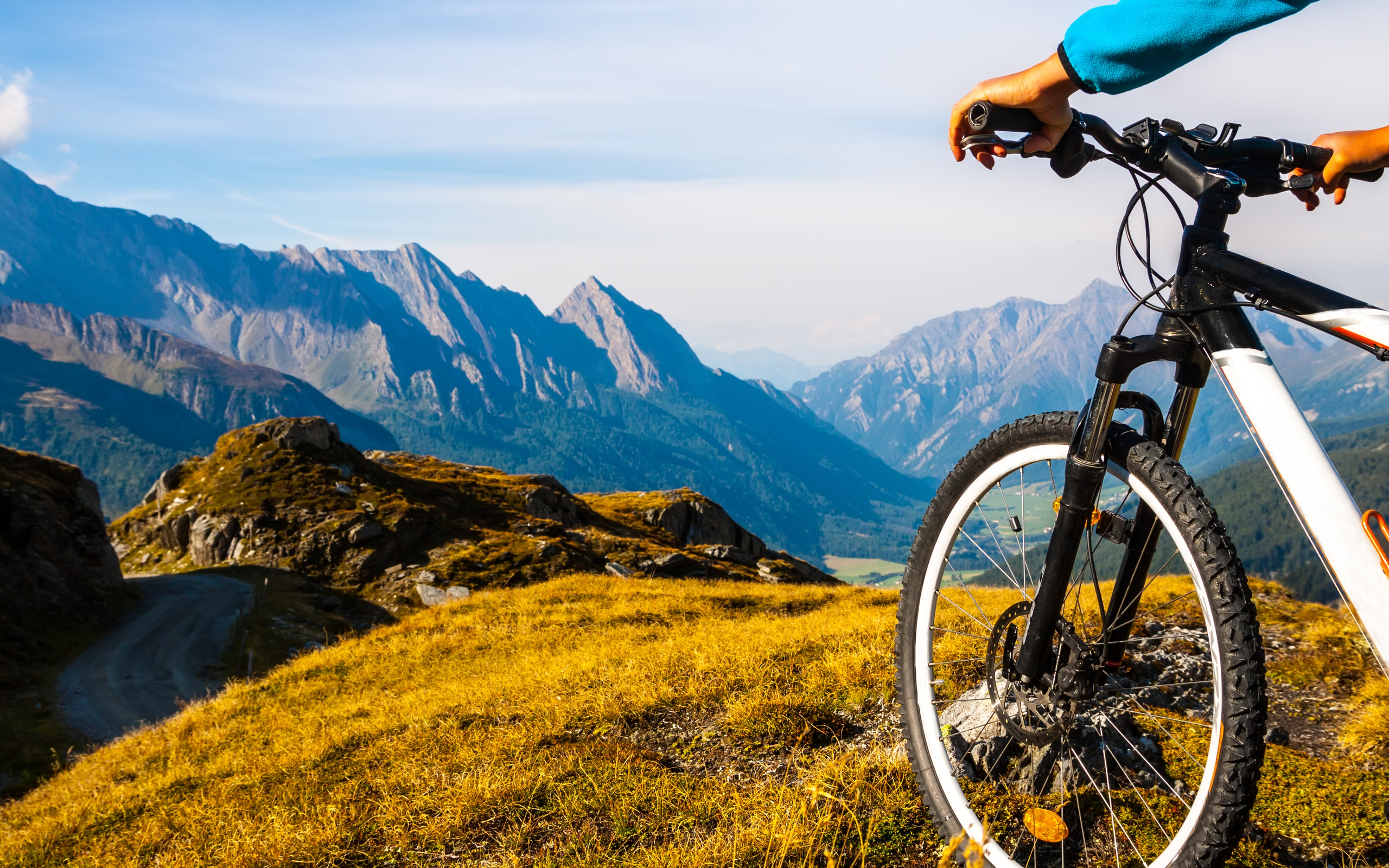 PC 2560x1600 Bicycle Wallpaper, B.SCB WP&BG Collection