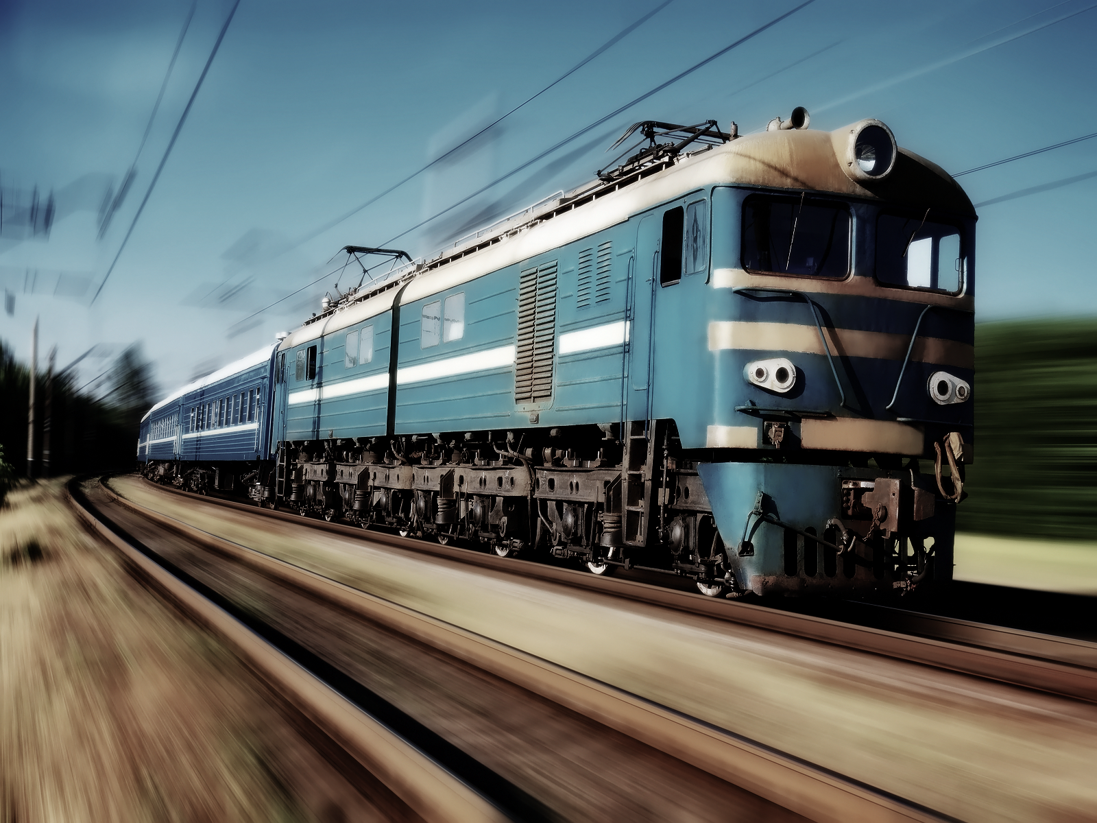 Desktop Images of Trains: 18/01/2016 by Brandy Wimbley
