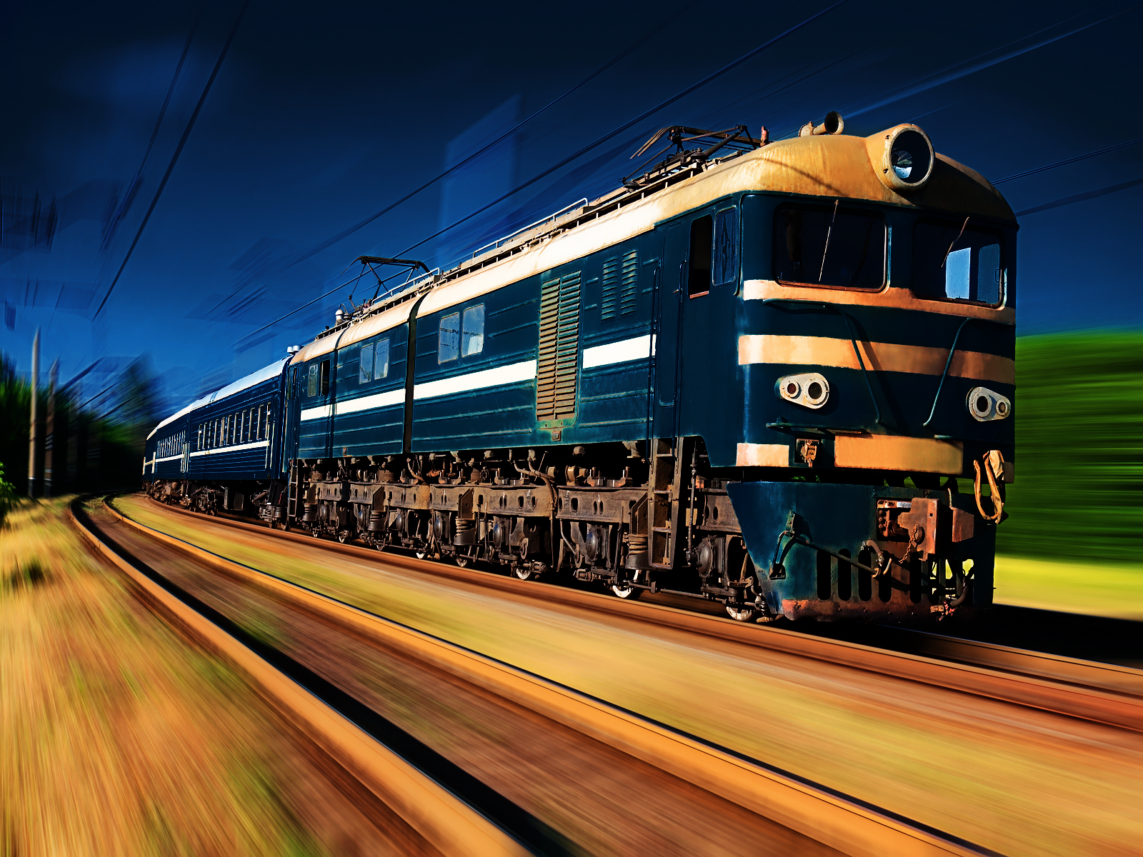 RMD:45 HD Trains Wallpapers