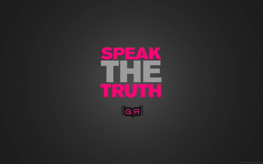 02.22.15 - 900x563 Truth Desktop Wallpapers