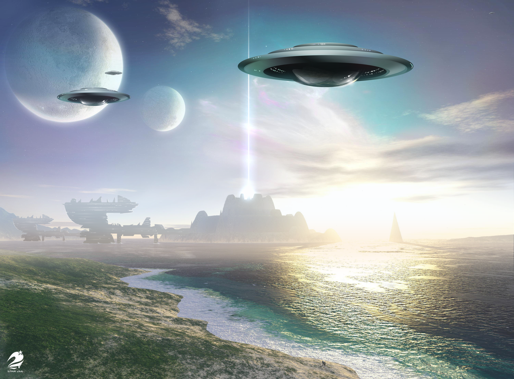 Best Ufo Wallpapers in High Quality, Ellamae Nova, 0.92 Mb
