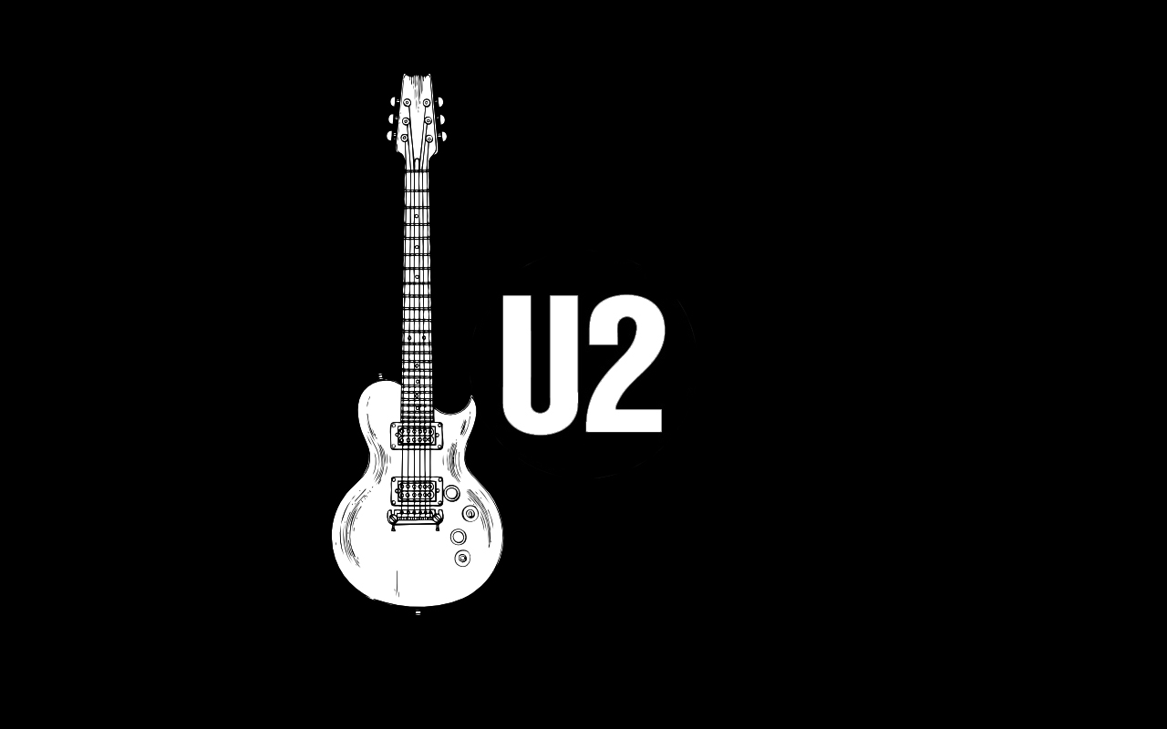 U2 HD Backgrounds for PC
