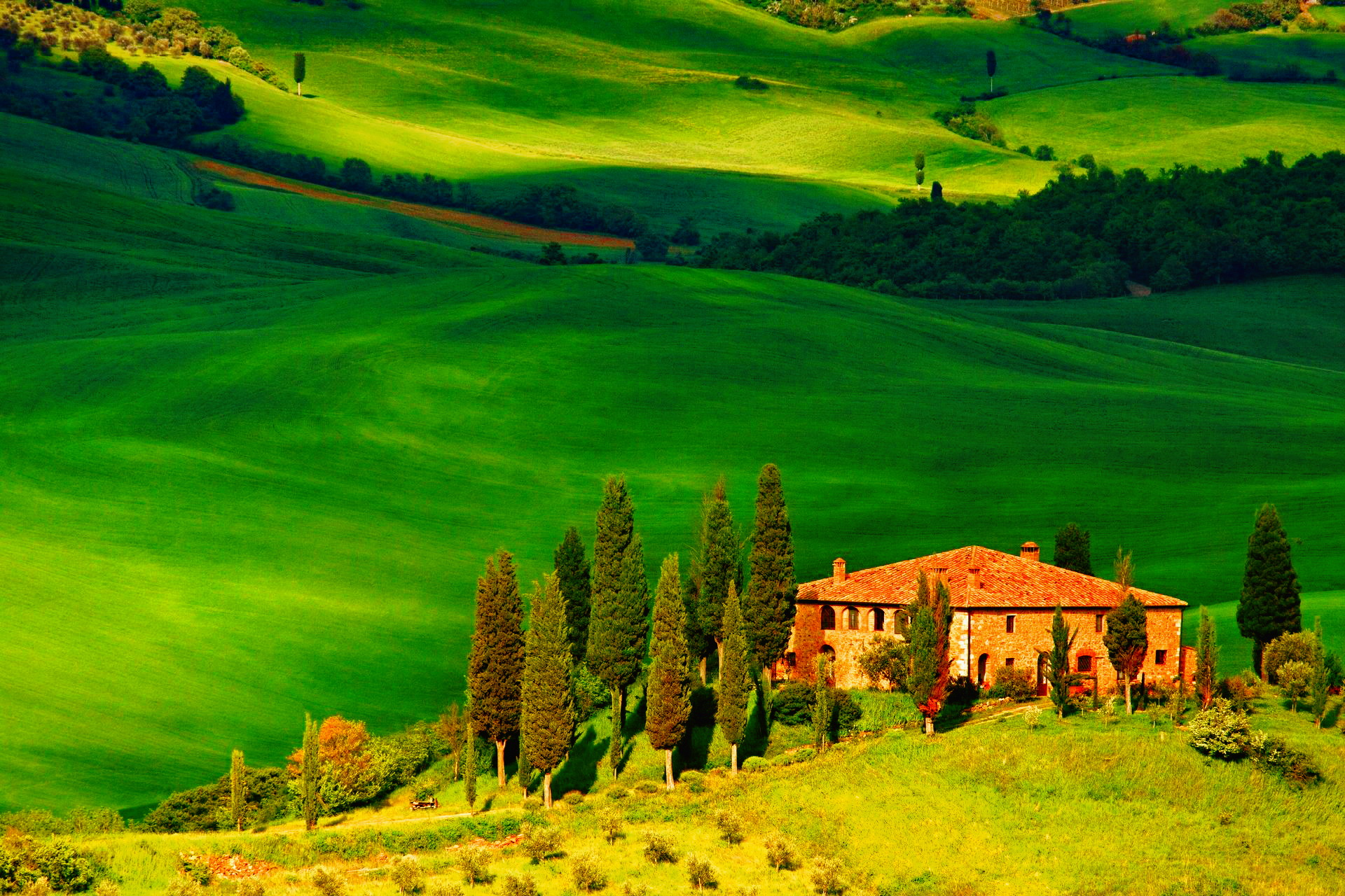 Tuscany HD Wallpapers Collection: Item 39720799