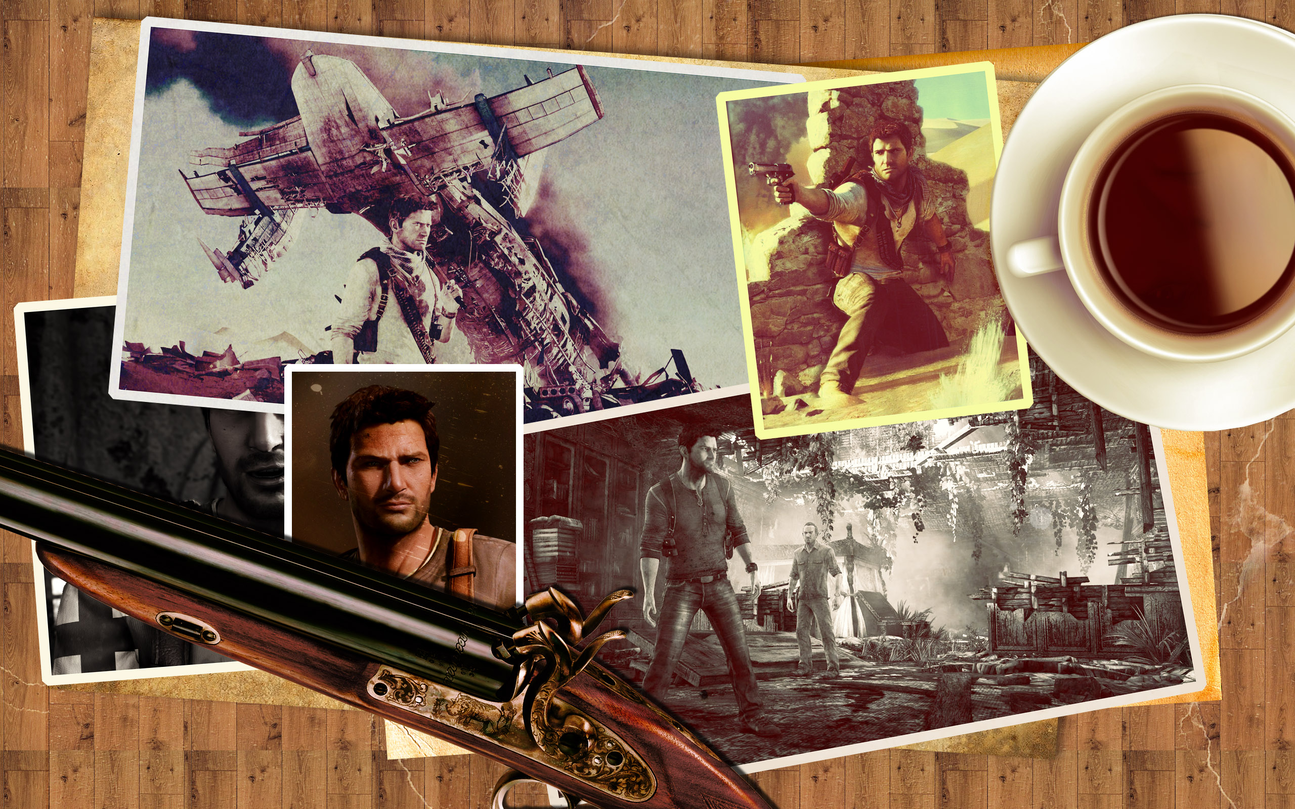 Preview Uncharted Backgrounds, Grazyna Mckeehan