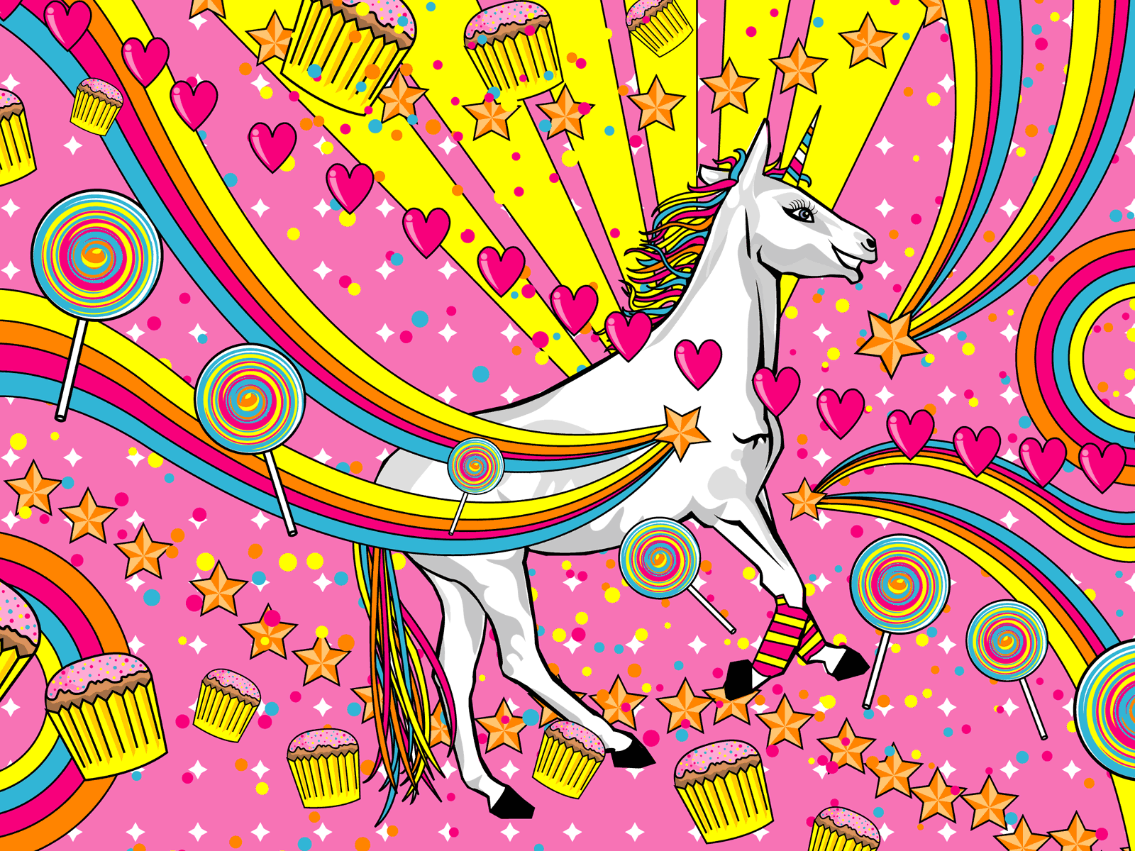 Unicorn Pictures Wallpapers