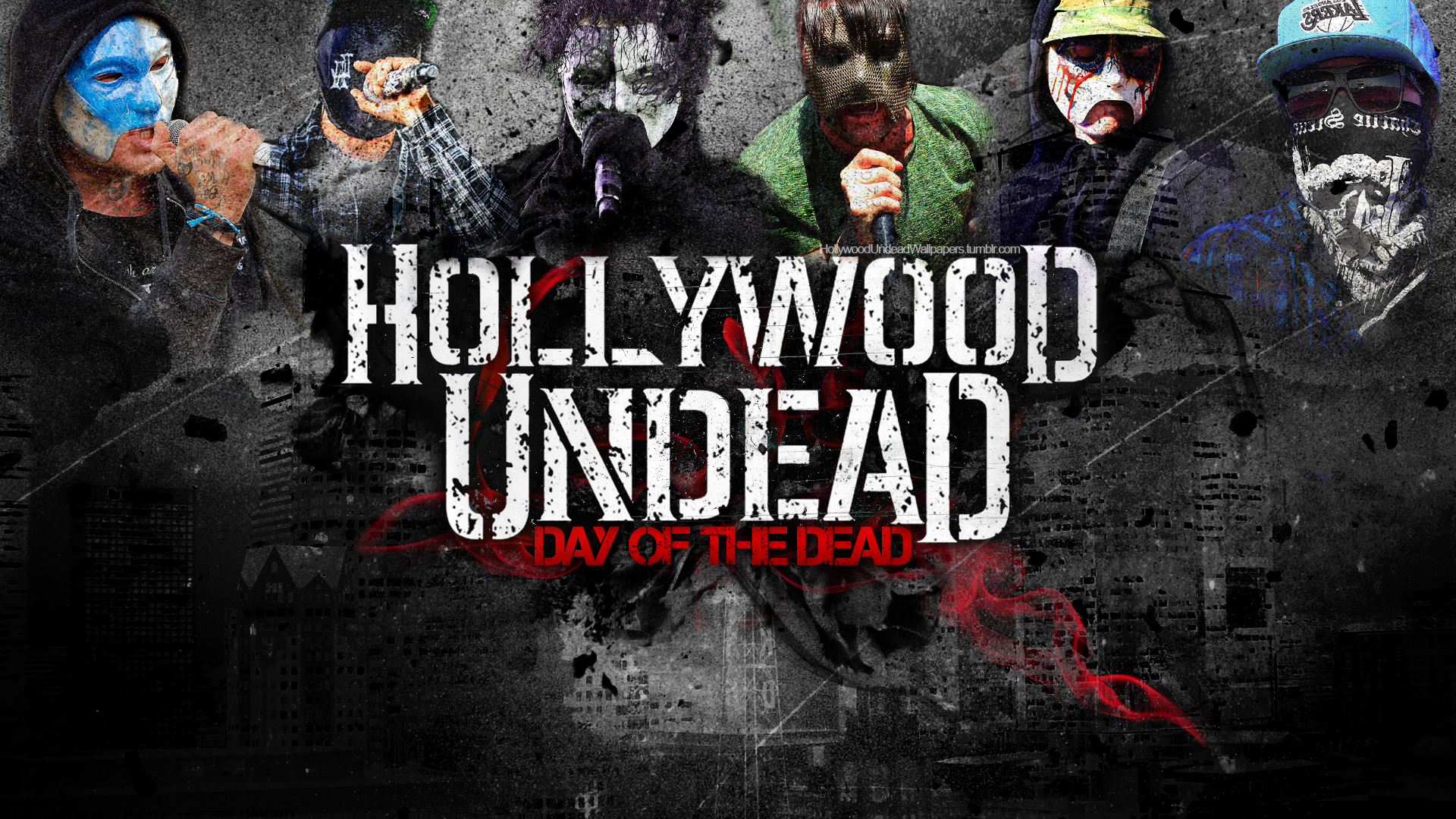 Undead HD Live Wallpaper - DSC1919 Screenshot