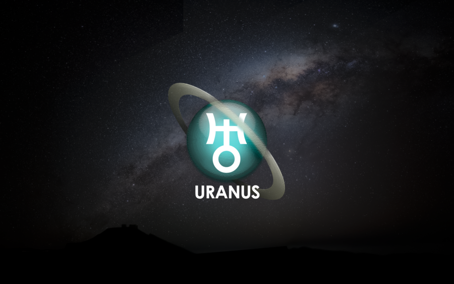 Uranus Wallpaper 900x563