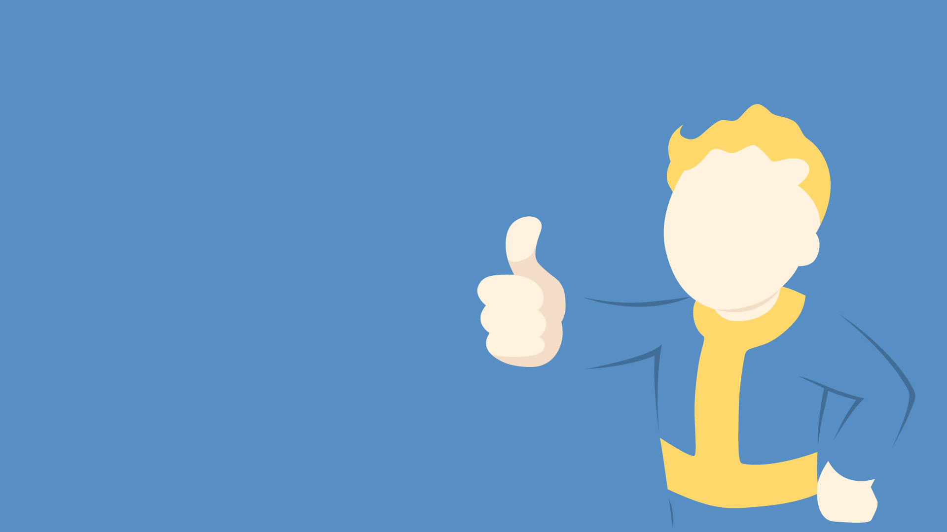 Best Vault Boy 1920x1080 Wallpaper by Luella Blunk