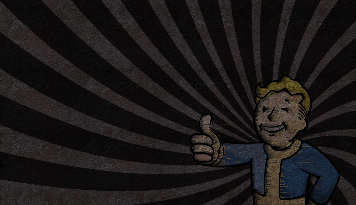 Vault Boy 2016 4K Wallpapers