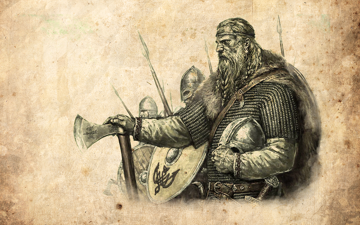 PC, Laptop Vikings Wallpapers, BsnSCB Graphics