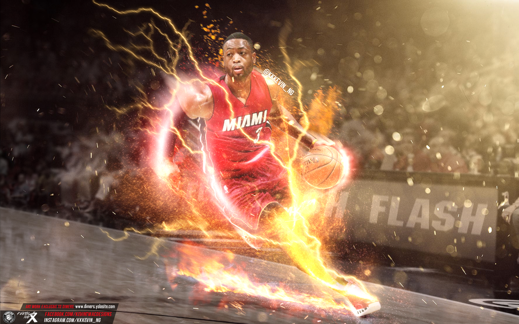 HQ RES Wallpapers of Wade