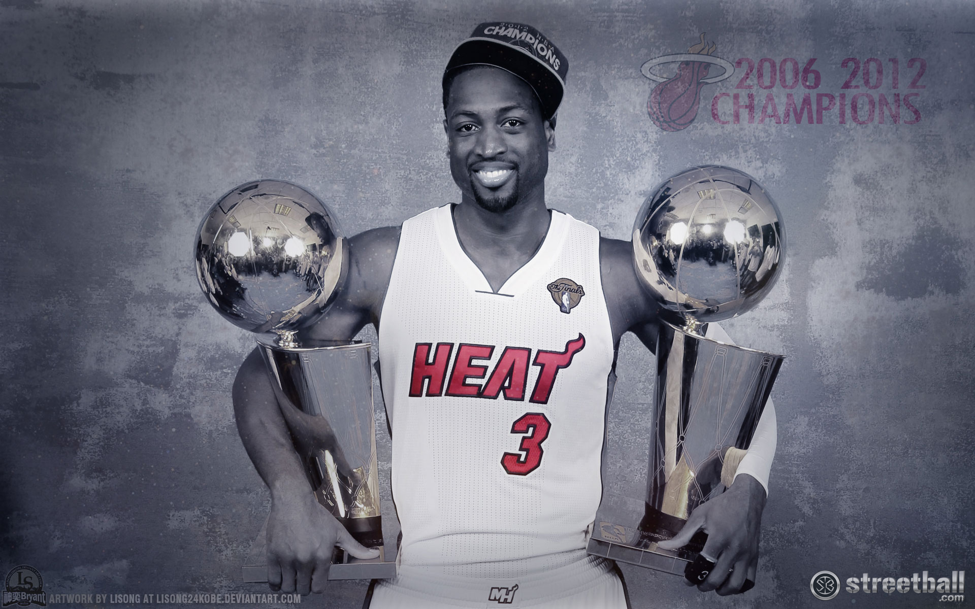 Widescreen Wallpapers: Wade, (1920x1200, V.72)