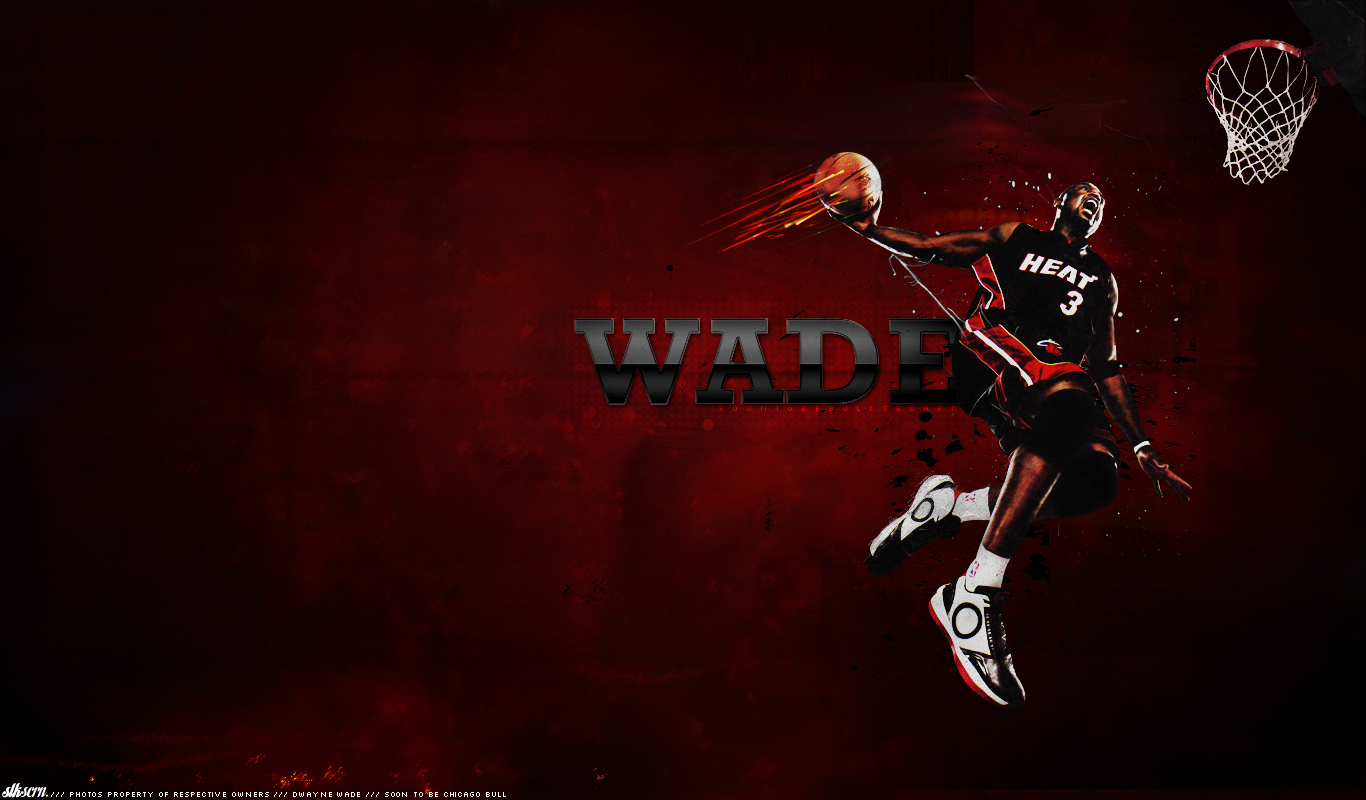 HD Wade Wallpapers and Photos, 1366x800 px | By Madalene Shutter