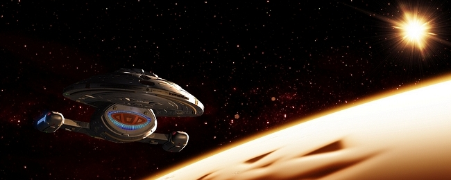 Widescreen Wallpapers of Voyager » Top Images