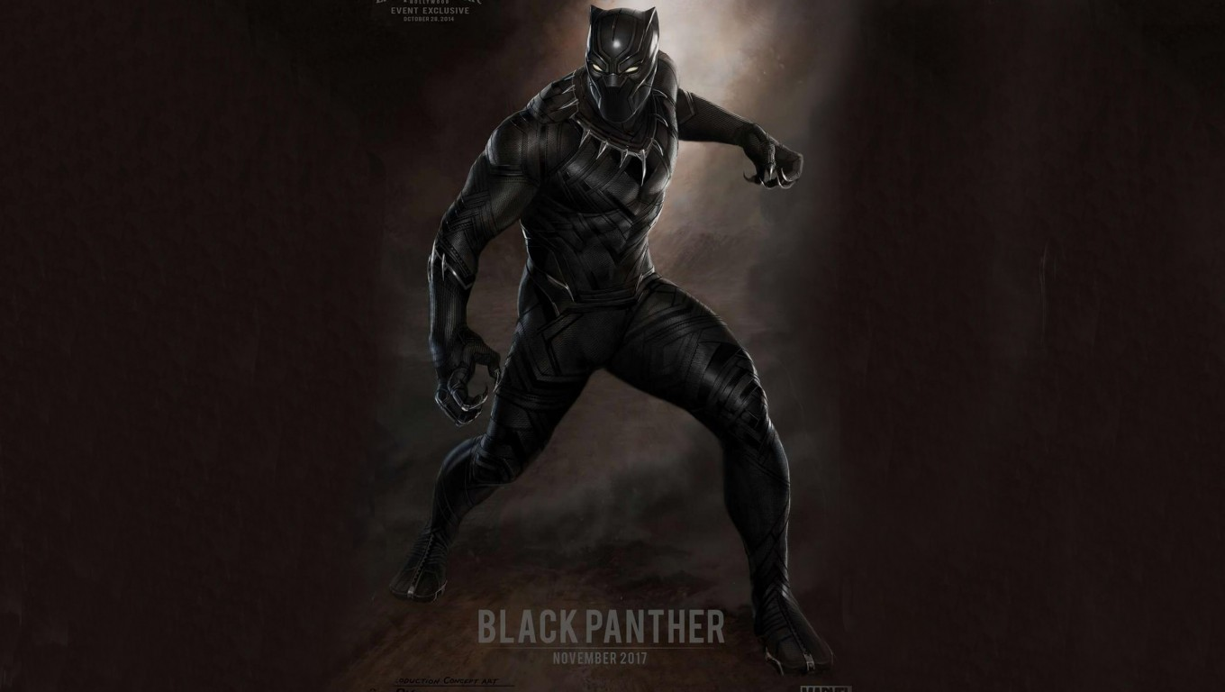 File: Black Panther-4K Ultra HD.jpg | Laila Brownlee