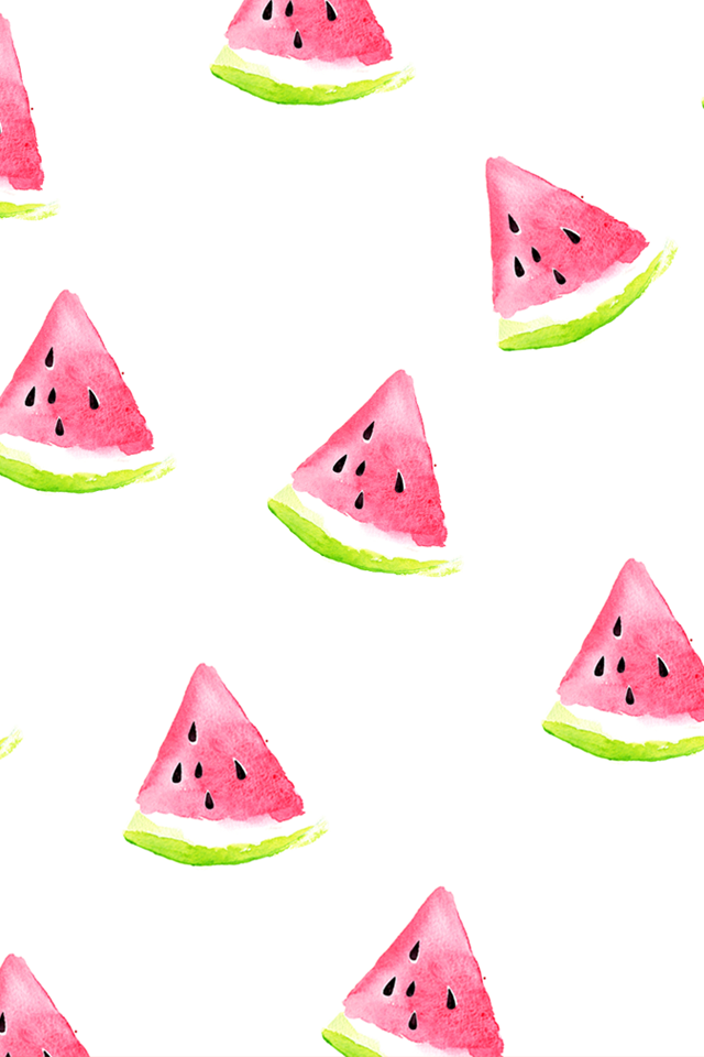 Download Free Watermelon Wallpapers 640x960 px