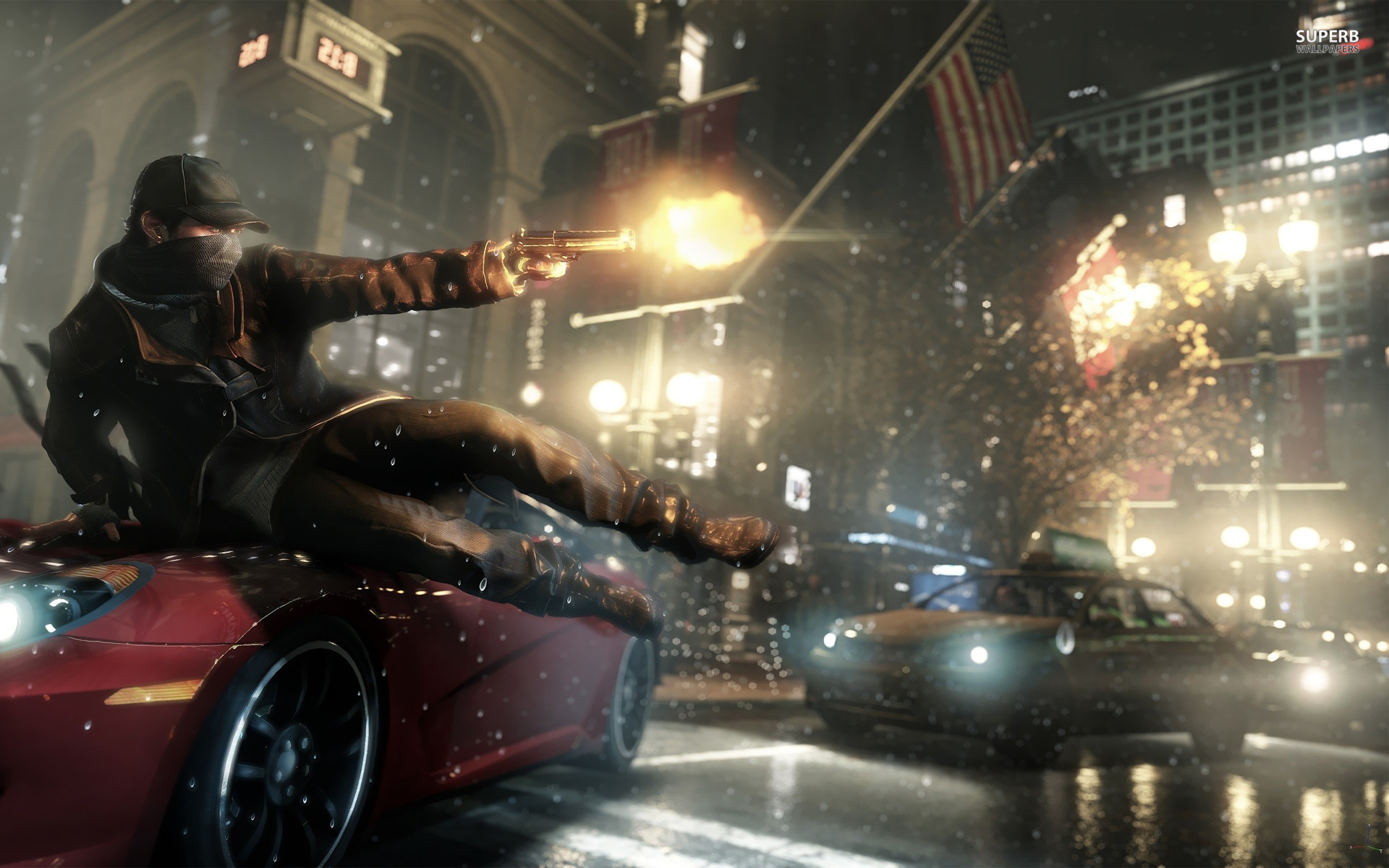 High Quality Watchdogs Wallpapers | Full HD Pictures