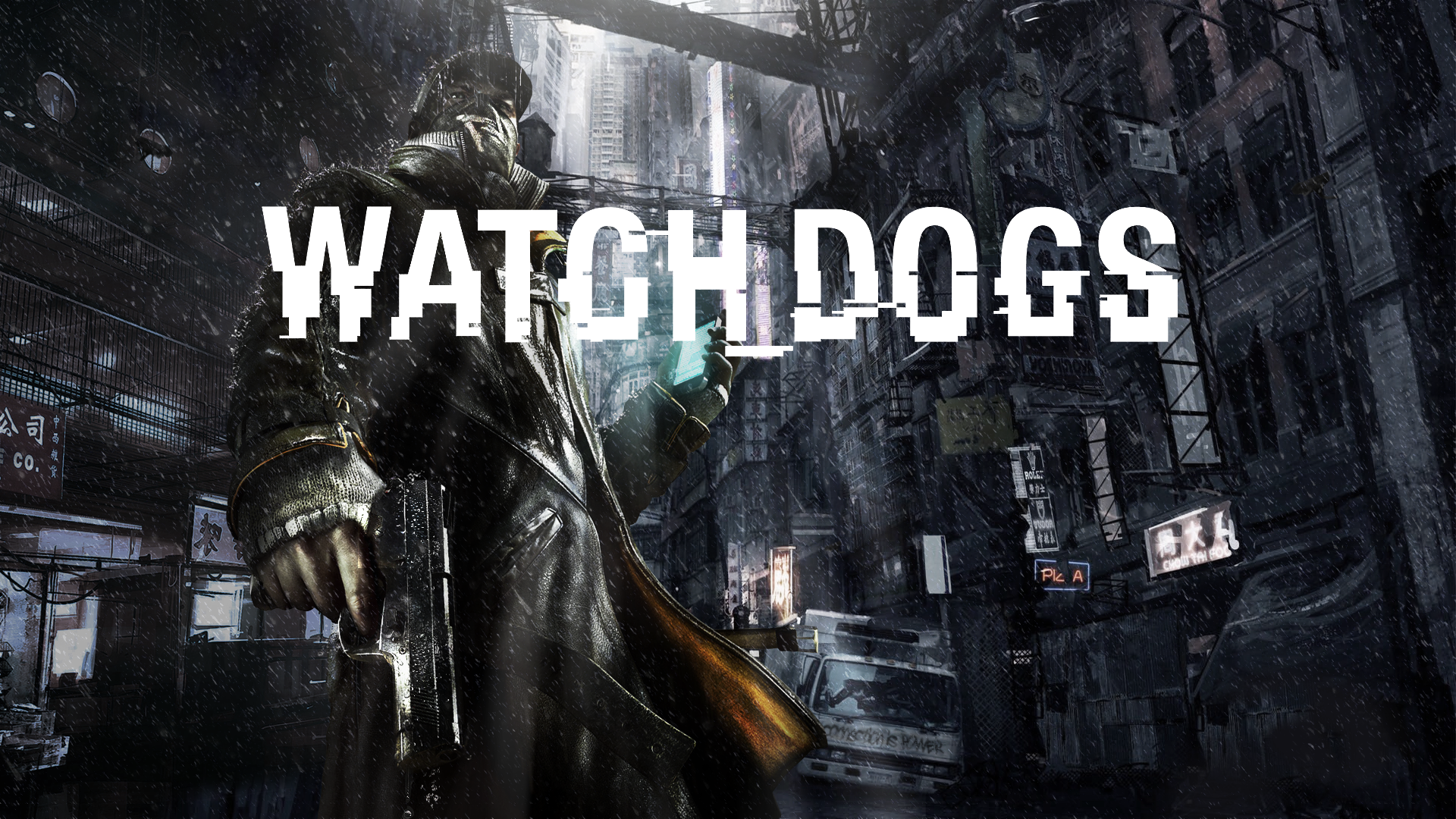 Watch Dogs | Full HD Wallpapers
