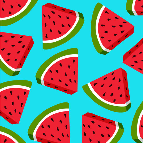 Backgrounds In High Quality: Watermelon by Jerald Sollers, 02.08.14