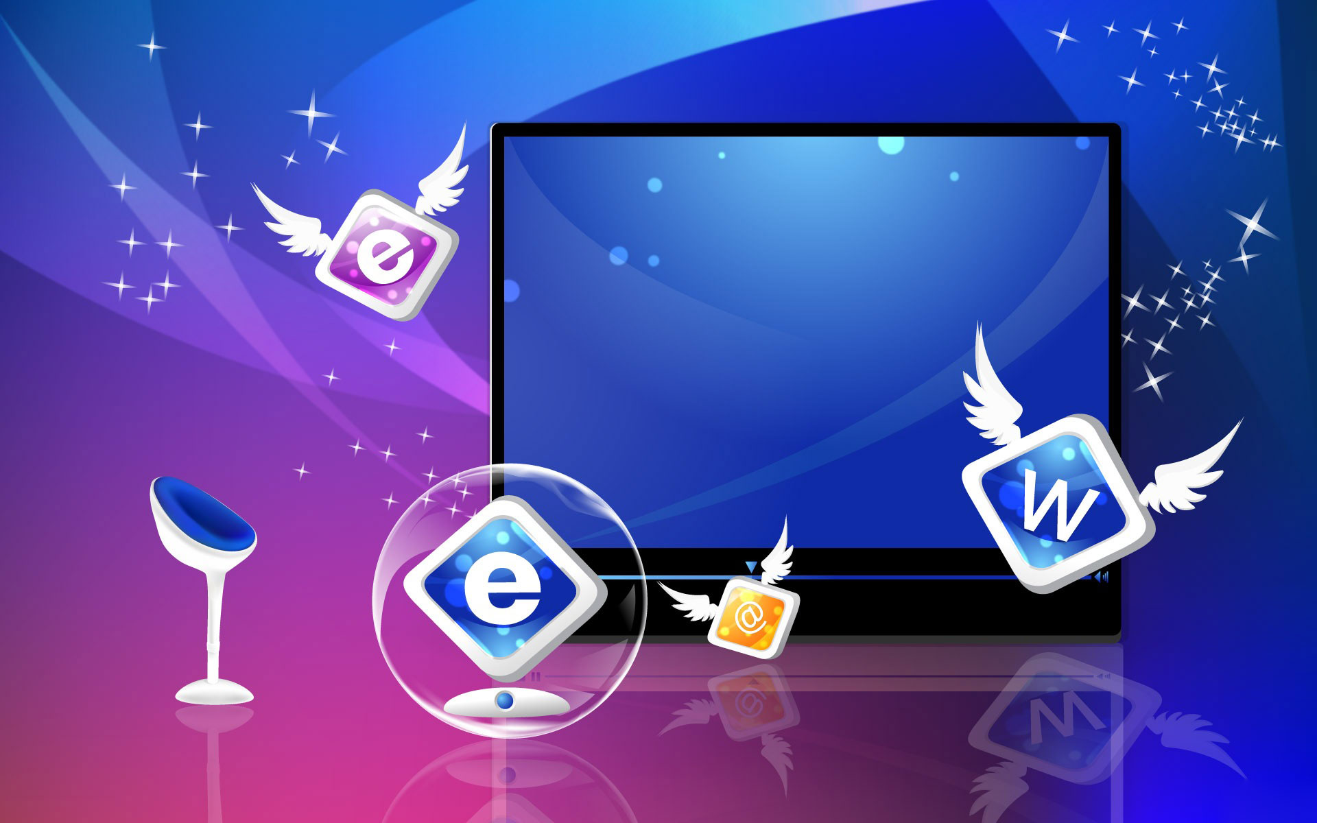 HQFX Web Wallpapers Widescreen, QSH.35