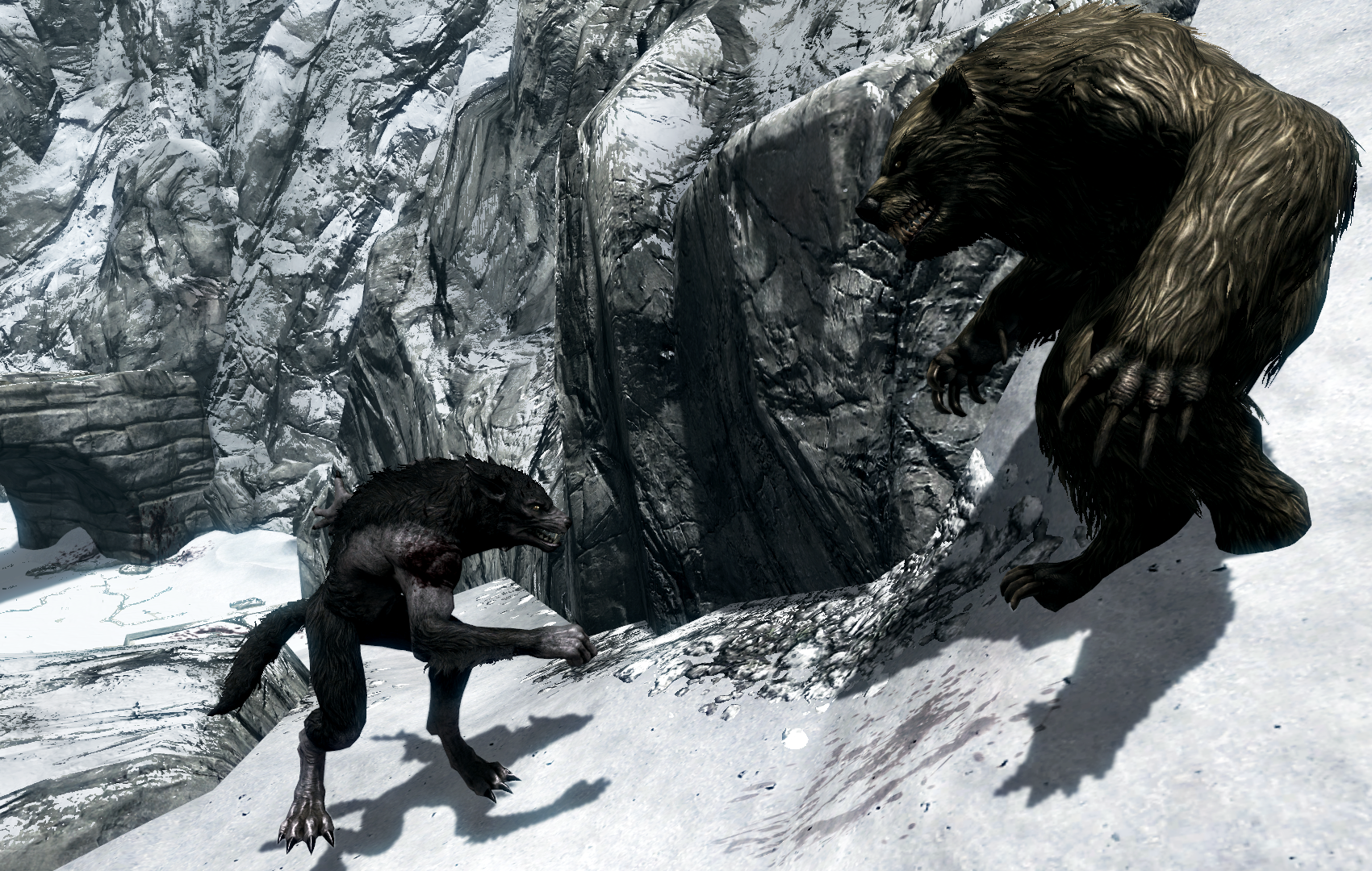 1700x1080 Fine HDQ Cover Images of Werewolf, Full HD 1080p Desktop Images for PC&Mac, Laptop, Tablet, Mobile Phone