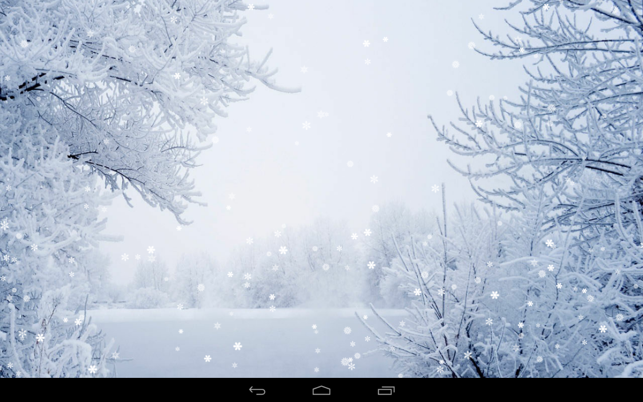 Tablet Compatible - Winter {HQ} Images