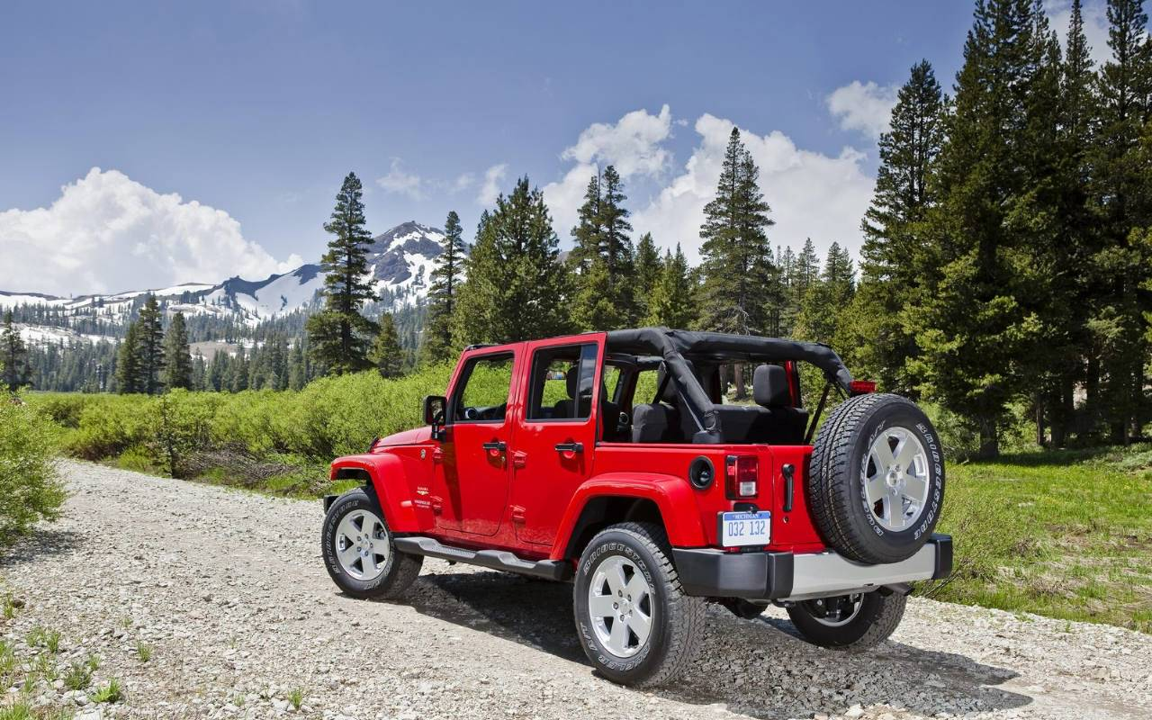 New Wrangler HD Quality Wallpapers