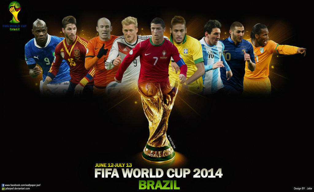 PC, Laptop World Cup 2014 Wallpapers, BsnSCB