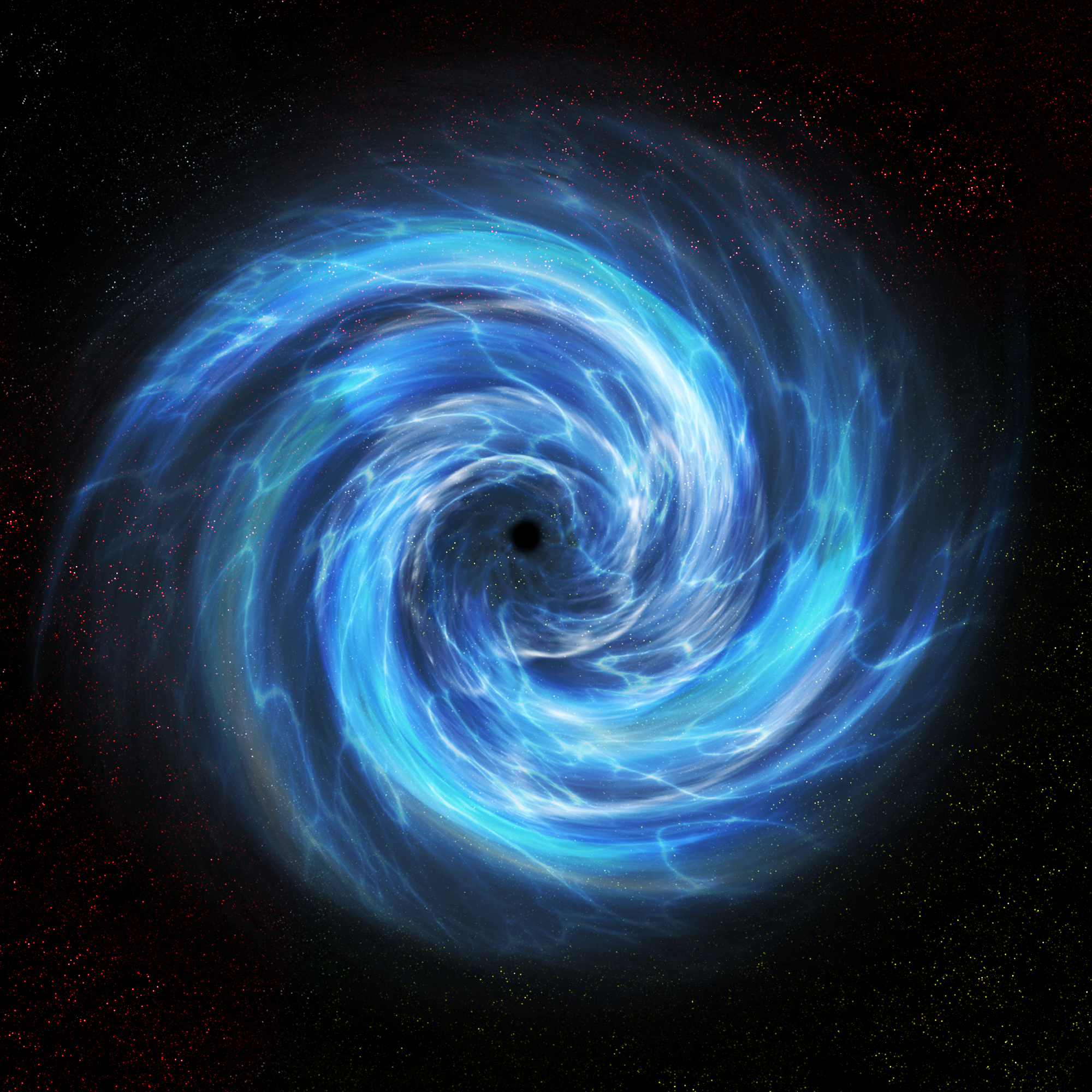Wormhole Backgrounds (PC, Mobile, Gadgets) Compatible | 2000x2000 px